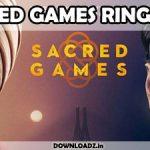 Sacred Games Ringtone